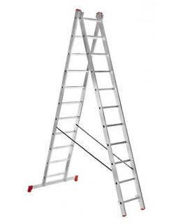 Лестница алюмин. 2х12 (5,67м)