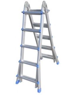 Лестница алюминиевая многофункциональная MULTI 4x5