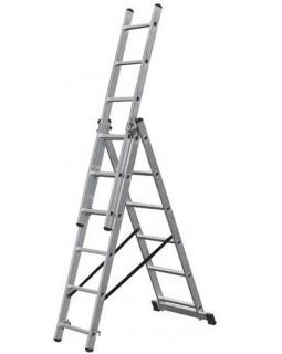 Лестница алюмин. 3х6 (3,44м)