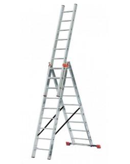 Лестница алюмин. 3х10 (6,80м)