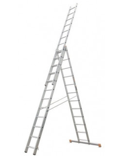 Лестница алюмин. 3х12 (8,20м)