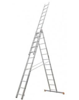 Лестница алюмин. 3х13 (8,76м)
