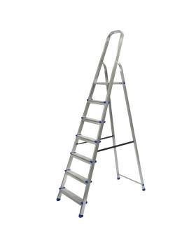 Стремянка стальная 7 ступеней (1,53м)