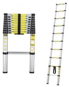 Лестница телескопическая приставная 3,8м