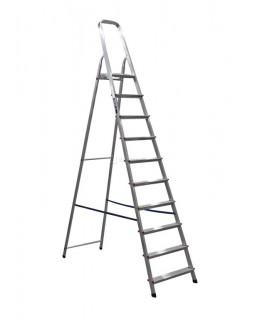 Стремянка стальная 10 ступеней (2,19м)