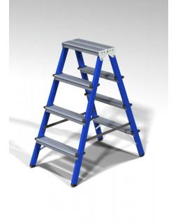 Стремянка стальн. 4+4 ступ.