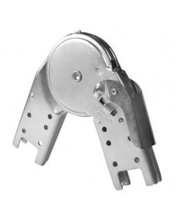 Шарнирное соединение для лестниц-трансформер  100мм