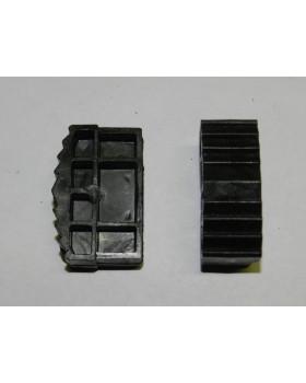 Заглушка пластиковая (ПЭВД, посадочн. размер 22,5*60,5мм)