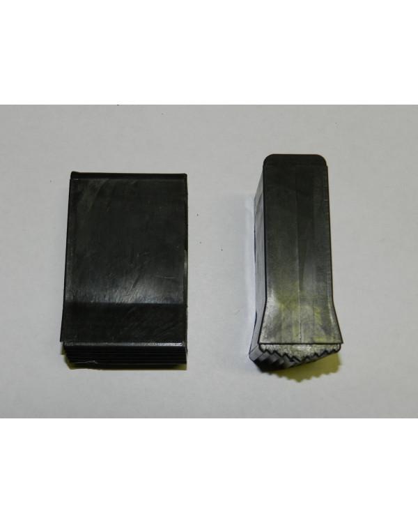 Насадка пластиковая (ПЭВД, профиль 63*25мм)