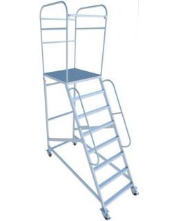 Лестница с площадкой ЛСА-1,5