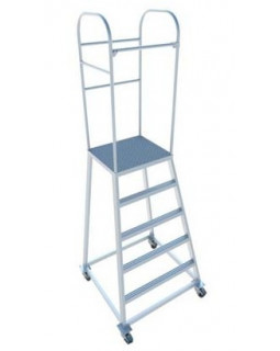 Лестница с площадкой ЛСП-1,2