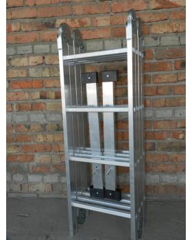 Лестница-трансформер 4х4 ЭКСПЕРТ (4,63м)