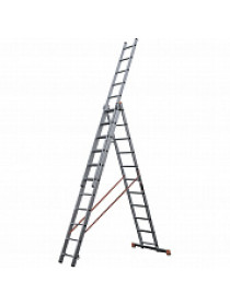 Лестницы 3-х секционные